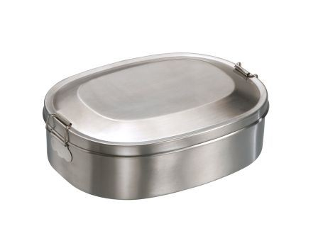 Lunchbox - RVS - Small