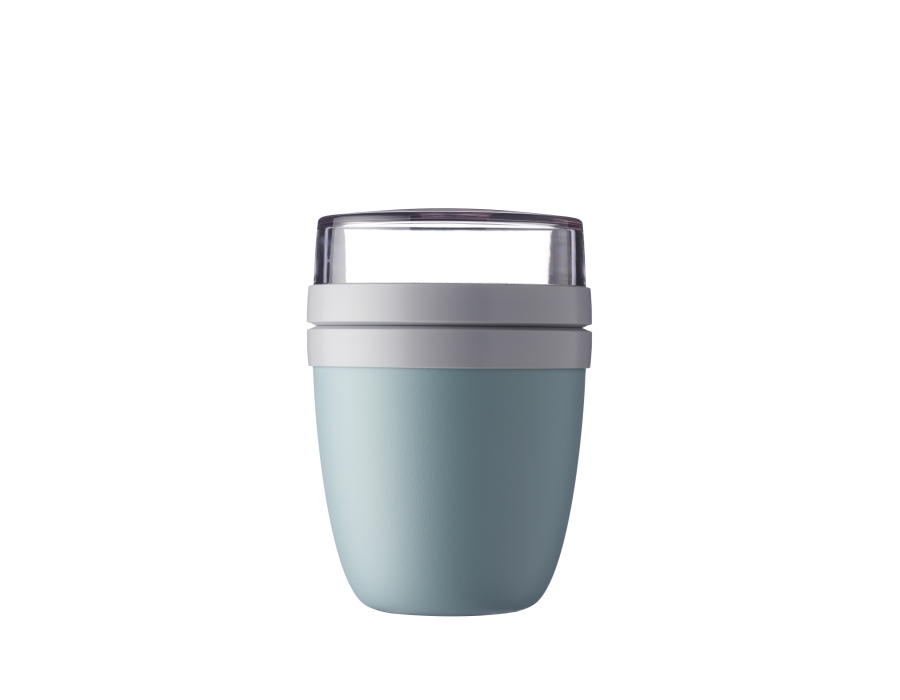 Lunchpot ellipse - Nordic green