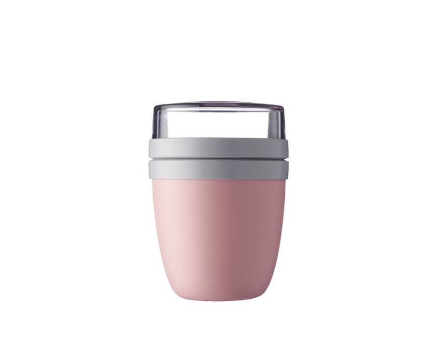 Lunchpot ellipse - Nordic pink