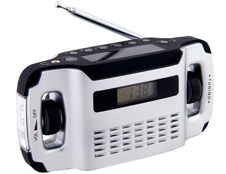 Radio opwindbaar Lynx