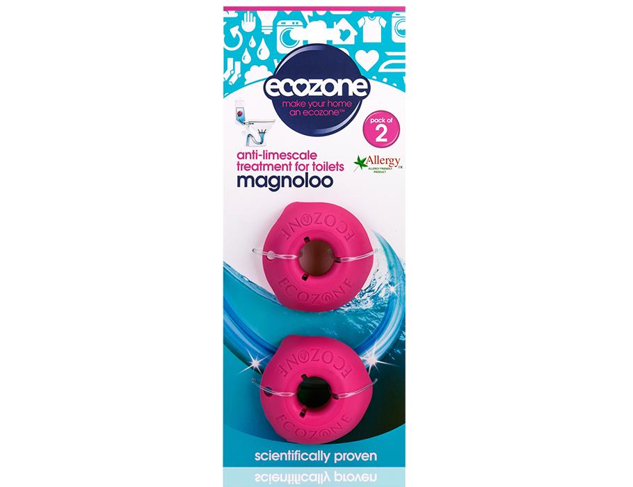 Toiletontkalker - Magnoloo