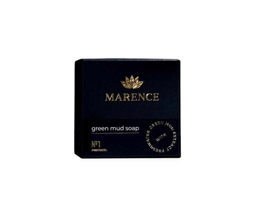 Green Mud Soap - Lemongrass - 2 x 65 gram