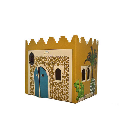 Bouwpakket – Casagami huisje Marocco- Zonnepaneel