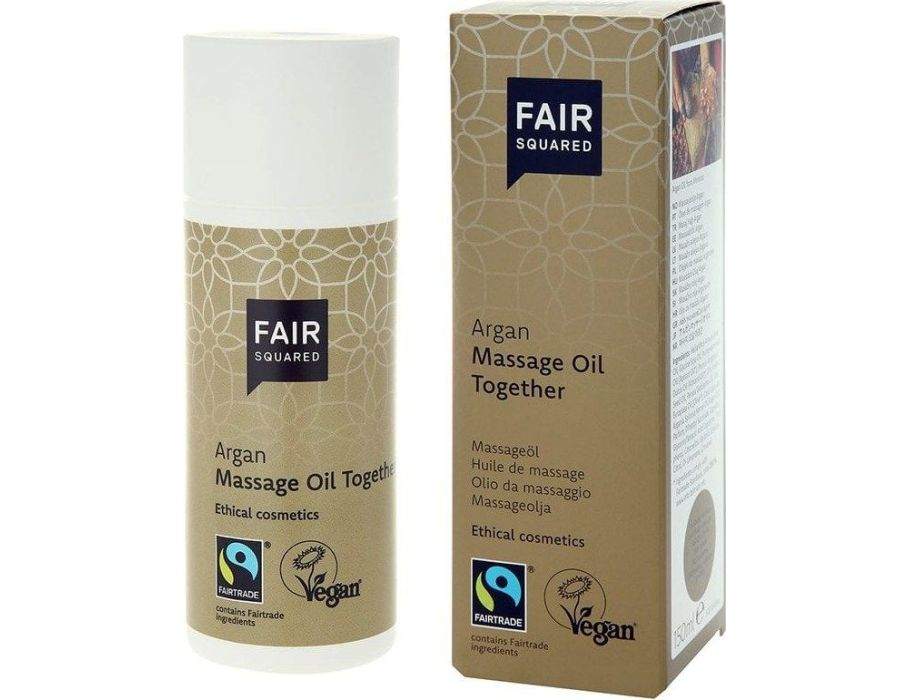 Massage öl - Argan