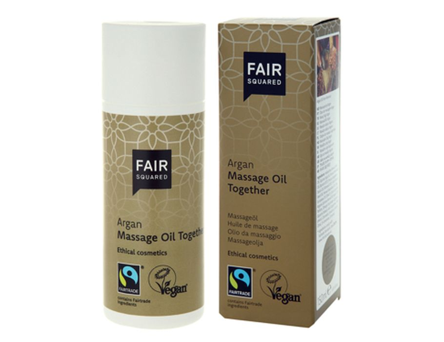 Massage olie Together - Argan