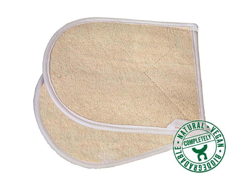 Massage handschoen  peeling