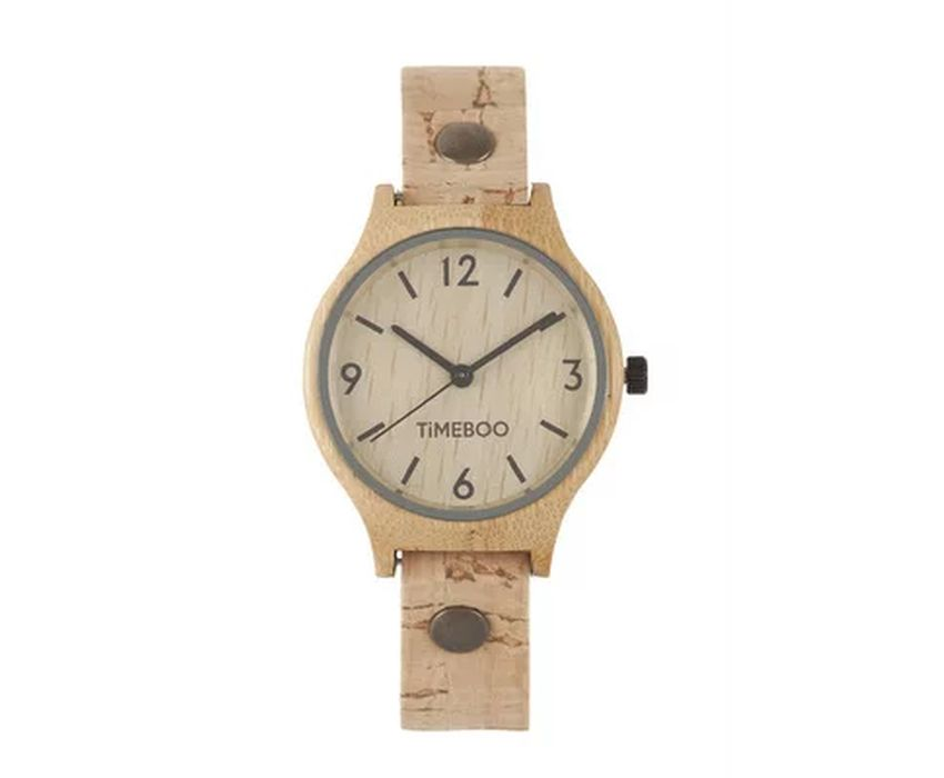 Horloge Vegan Single