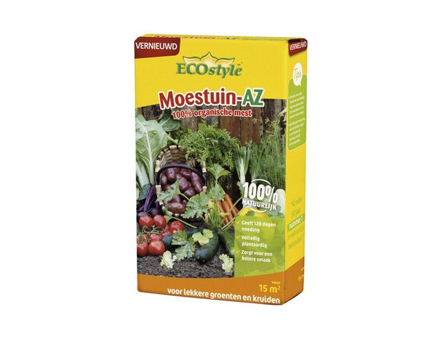 Plantenvoeding - Moestuin AZ