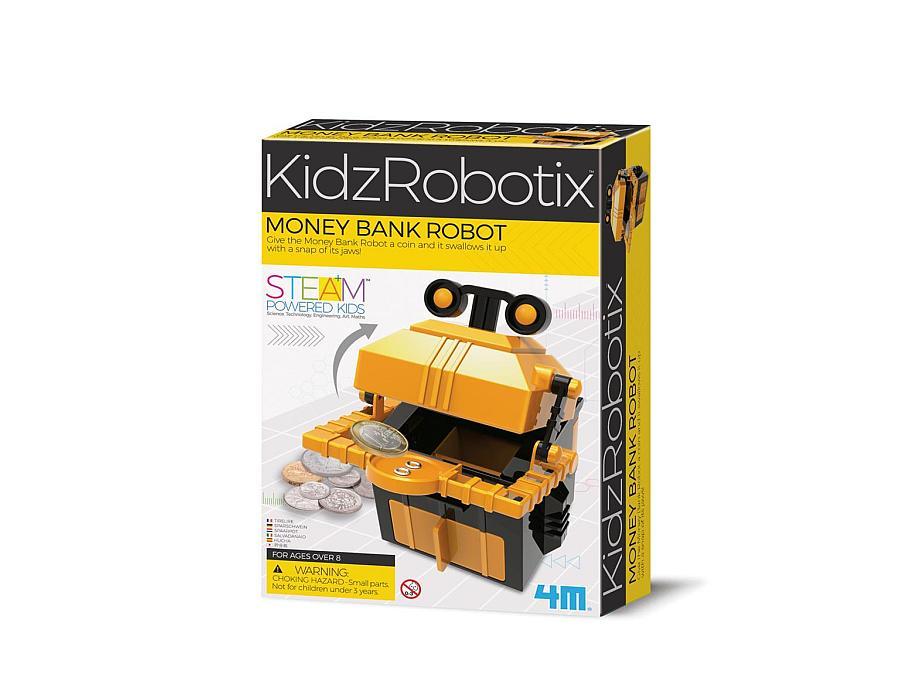 Robot Spaarbank Bouwpakket