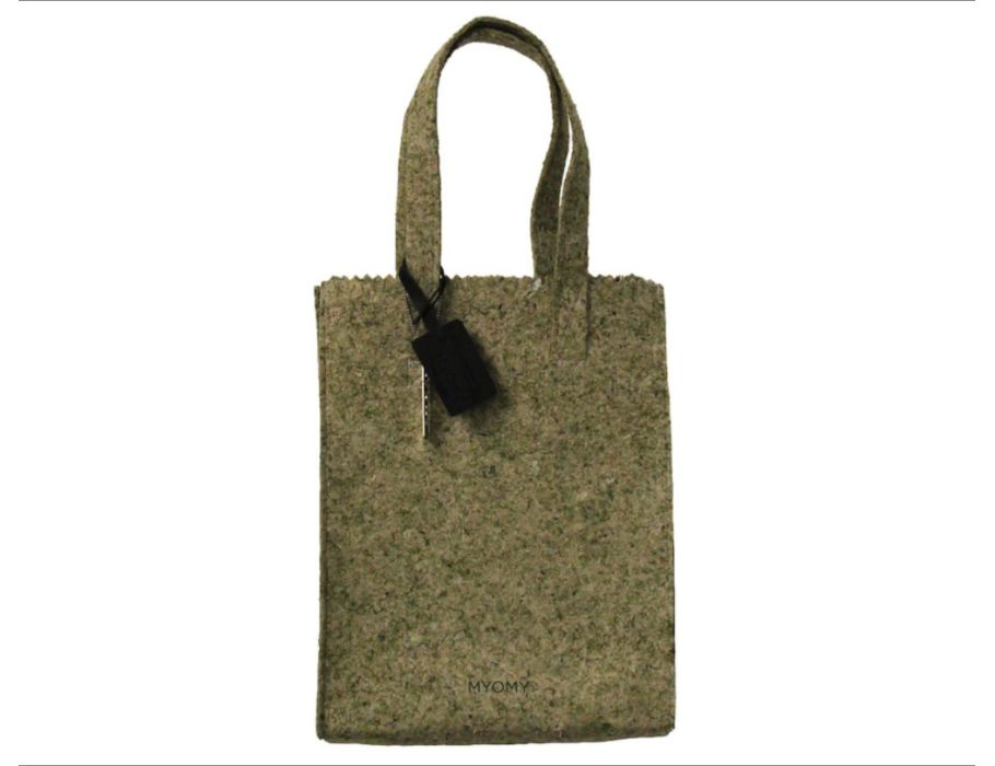 MyPaperBag - Felt Bag - Army peace XL