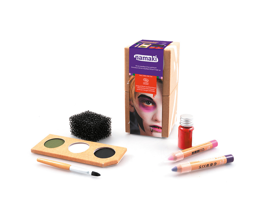 The Scary Halloween Box - Schmink & Make-Up