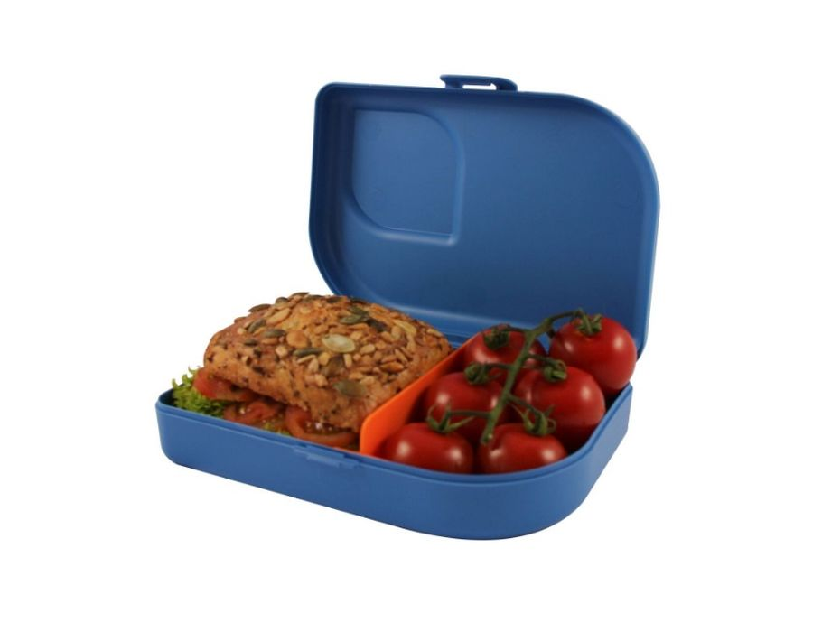 Lunch box Bioplastic Blue