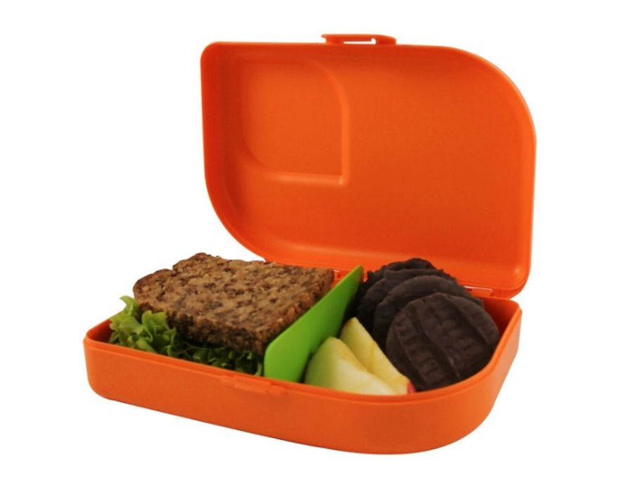 Lunch box Nana Mandarin Oranje