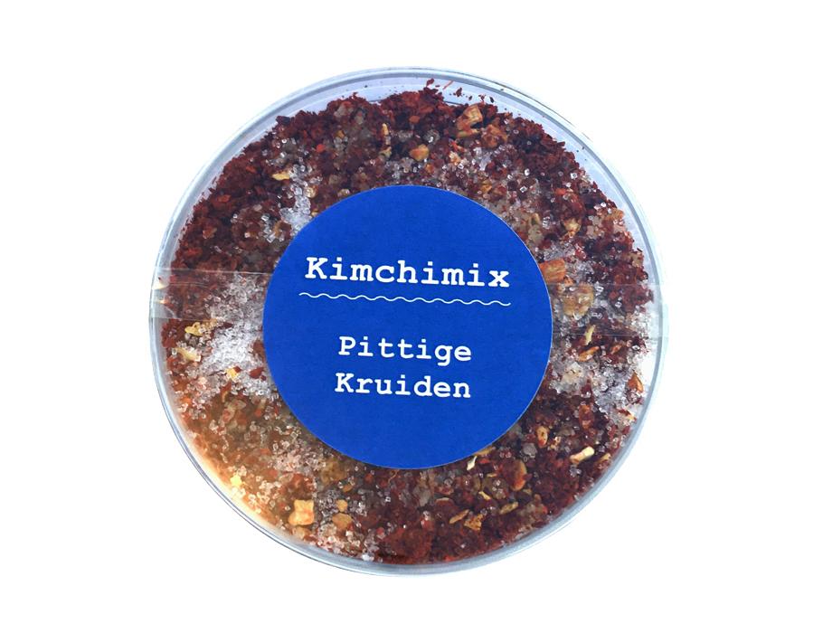 Navul kruiden - Kimchi