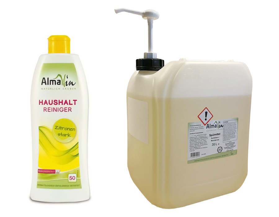 Navulling allesreinger Lemon Power 1L