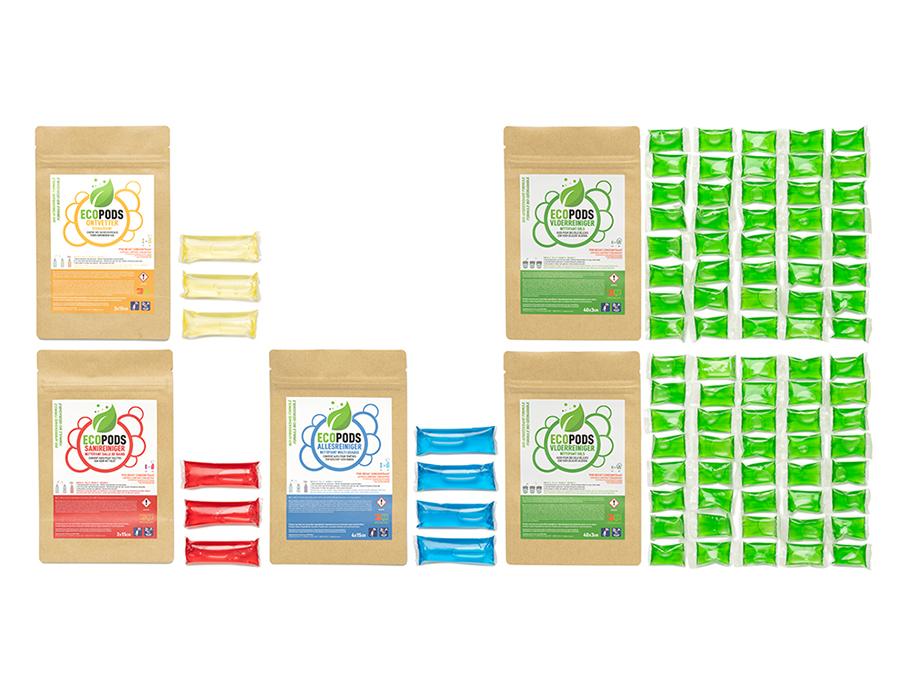 Ecopods navulpakket
