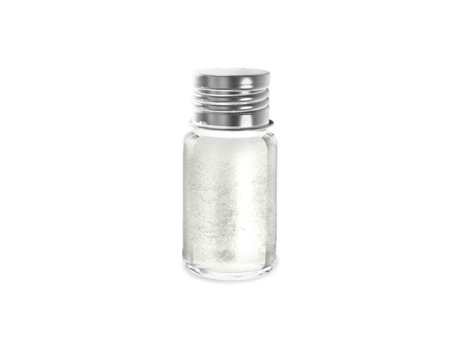 Kinder Glitterpoeder - Zilver
