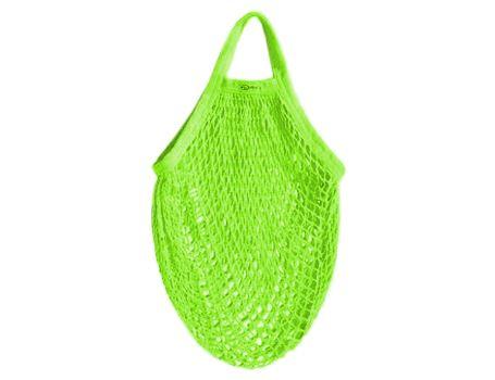 Katoenen boodschappentas - groen
