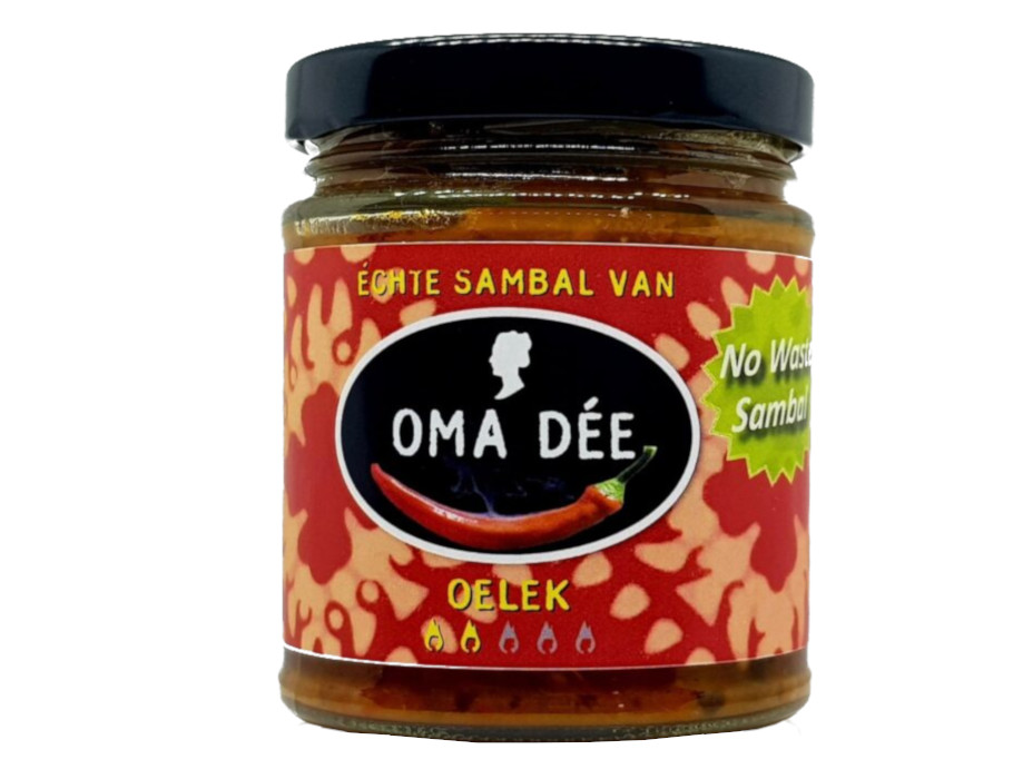 No Waste Sambal Oelek