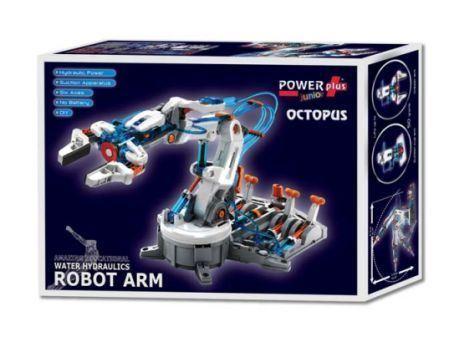Hydraulische robot arm op waterdruk