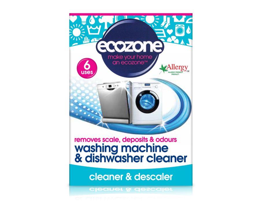 Wasch- und Spülmaschinenentkalker