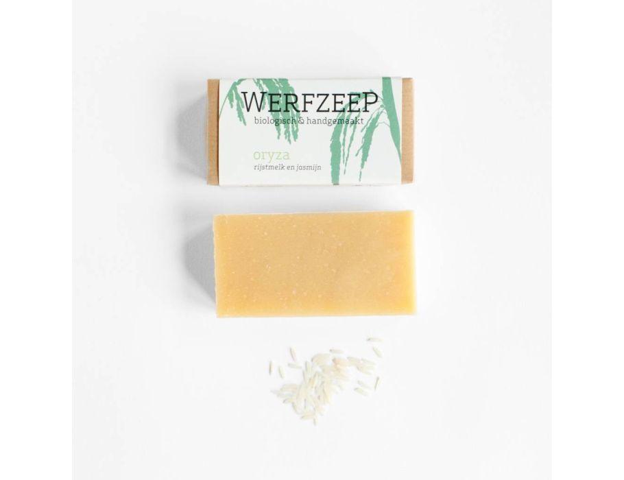 Werfzeep Oryza - 100 gr
