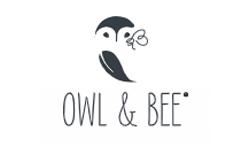 Owl & Bee logo