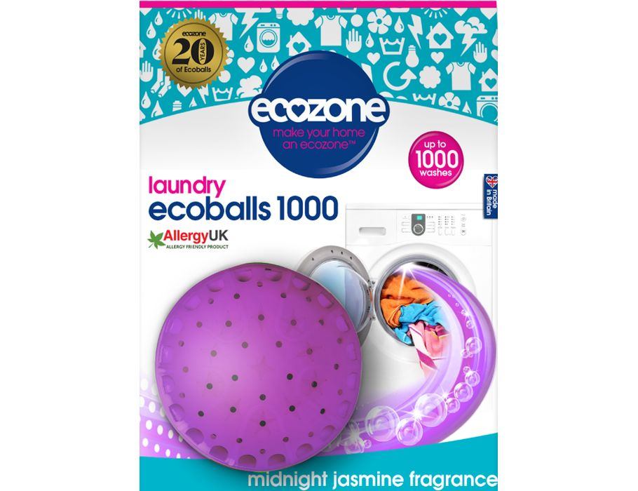 Ecoball XL - 1000 wasbeurten - Midnight Jasmine