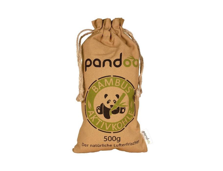 Lufterfrischer - Bambus & Aktivkohle - 500 Gramm