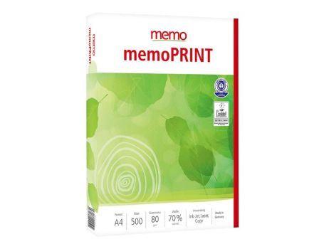 Printpapier 500 vel 80gr Memo
