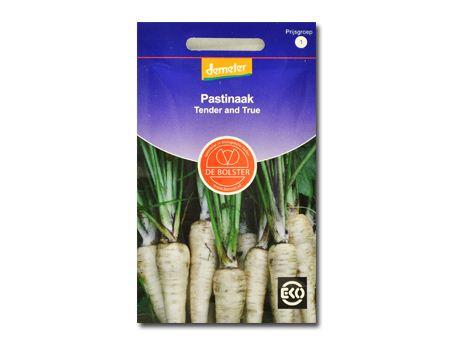 Biologische groenten Pastinaak