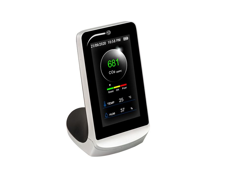 Klimaatmeter CO2 - PCE-CMM 5