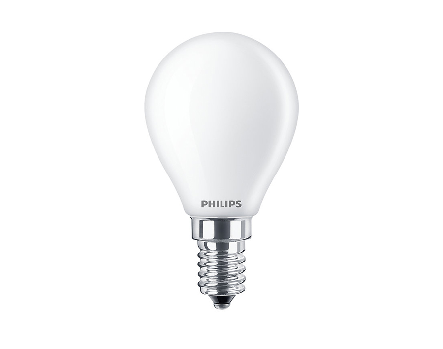 Led-Lampe Kugel - E14 - 250 lm - matt