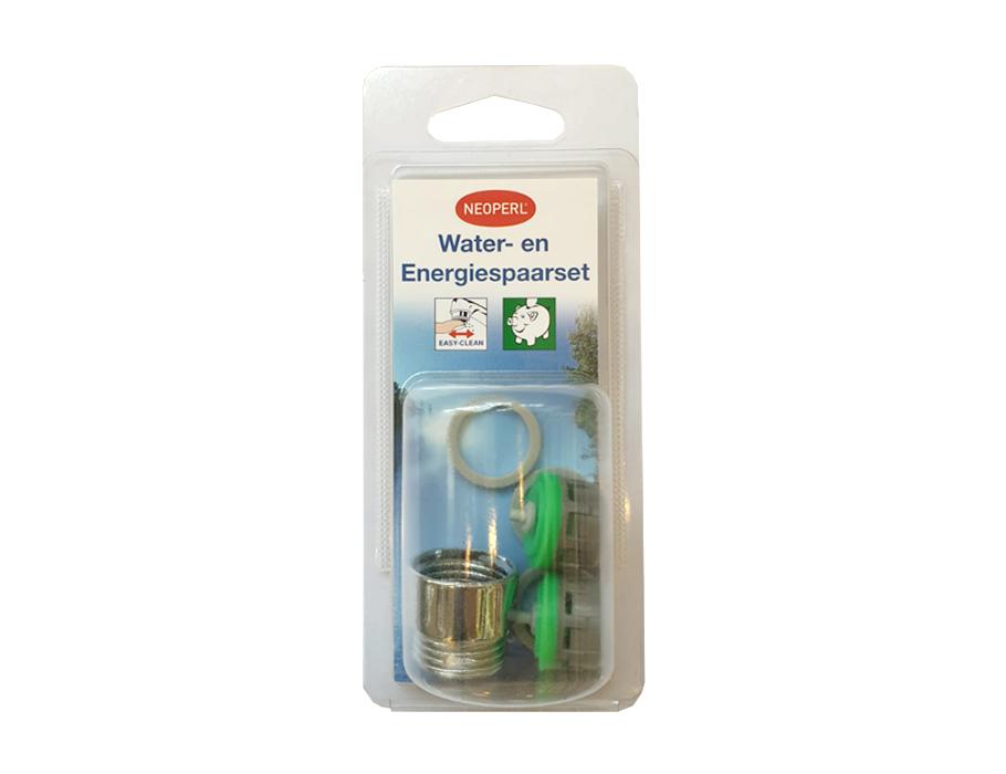 Water en Energie bespaarset - M22/M24