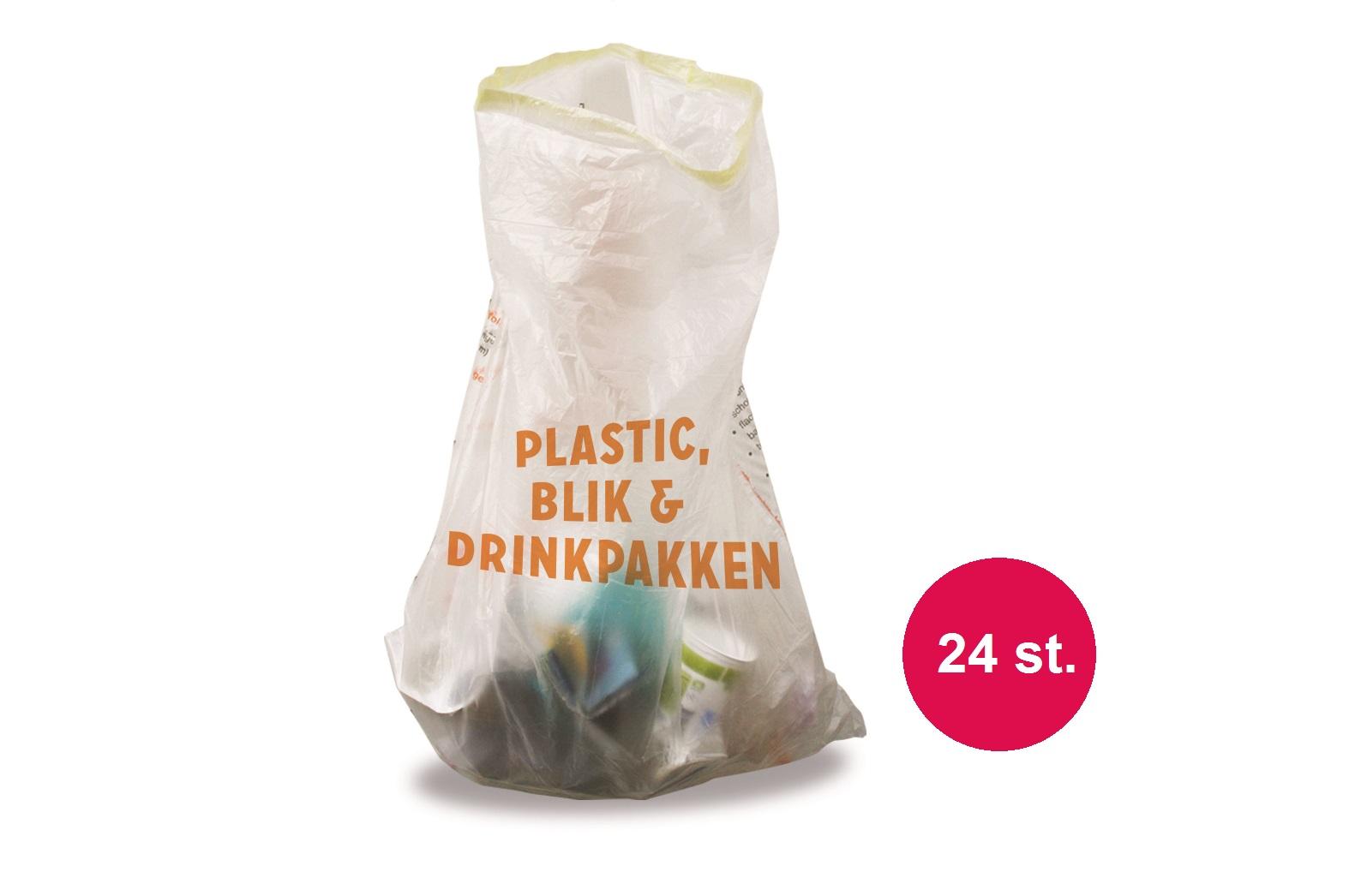 Plastic zakken HVC