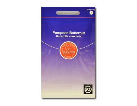 Biologische groenten Pompoen Butternut