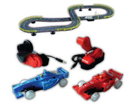 Mustang racebaan