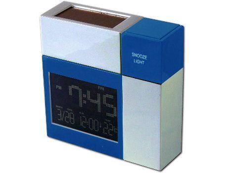 Klok - Racoon alarmklok lcd