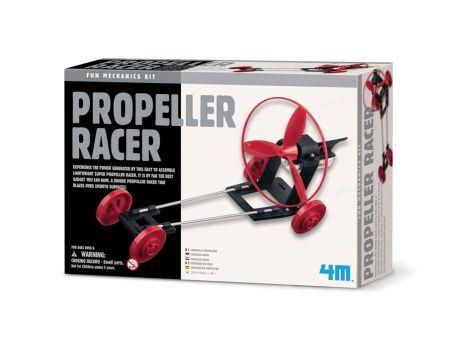 Racemachine met Propeller