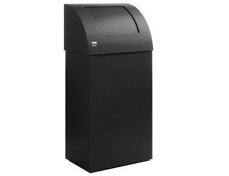 Afvalbak - metaal 43 liter