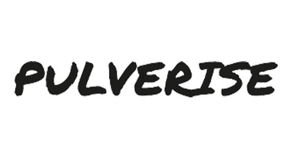 Pulverise logo