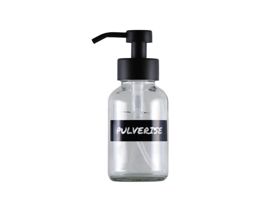 Seifenspender Glas - Klar - 350 ml