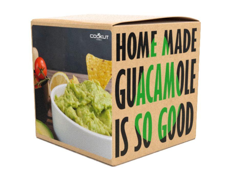 Guacamole pers voor thuisgebruik