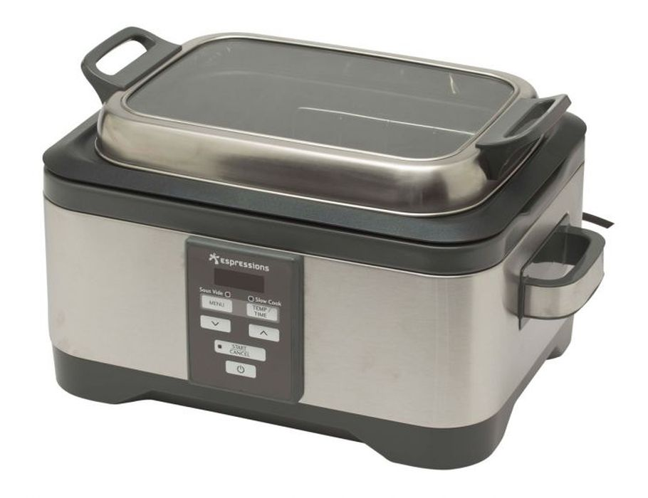 DUO Sous-Vide & Slow Cooker