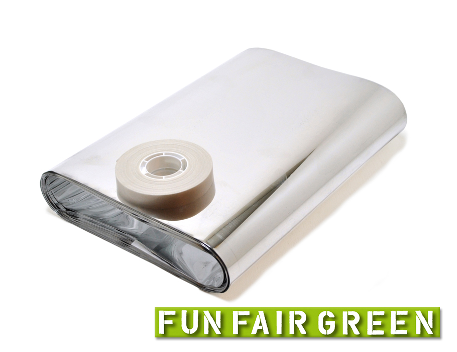 Radiatorfolie - FunFairGreen