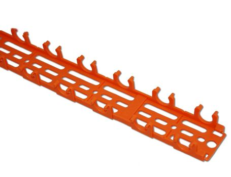 Vario Rails voor buis register verwarming 16 mm