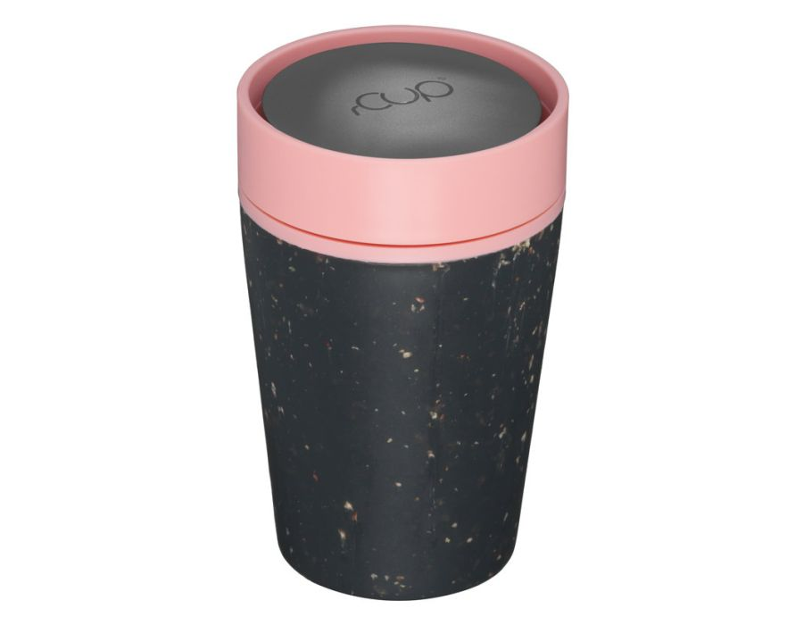 rCUP 227 ml - Black and Pink