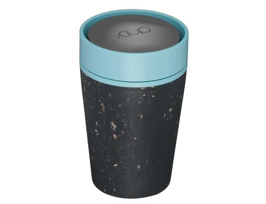 rCUP 227 ml - Black and Teal
