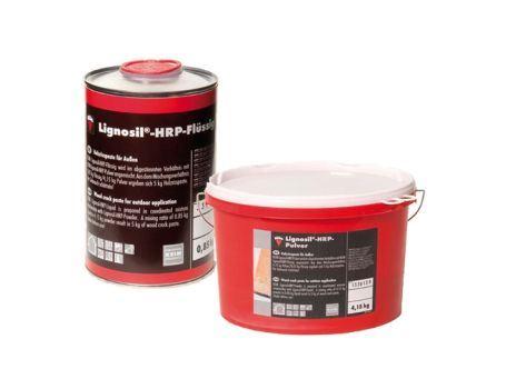 Houtreparatie - 5kg  poeder en bindmiddel