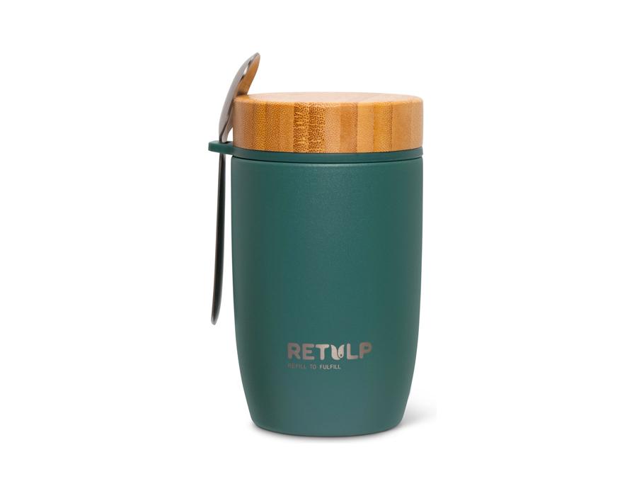 Lunchbeker - Big Mug - Premium Green - 500 ml
